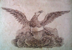 Eagle Bookplate