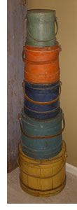 Stack of Firkins