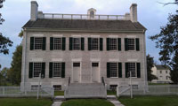 Shaker Center Family Dwelling, Pleasant Hill KY